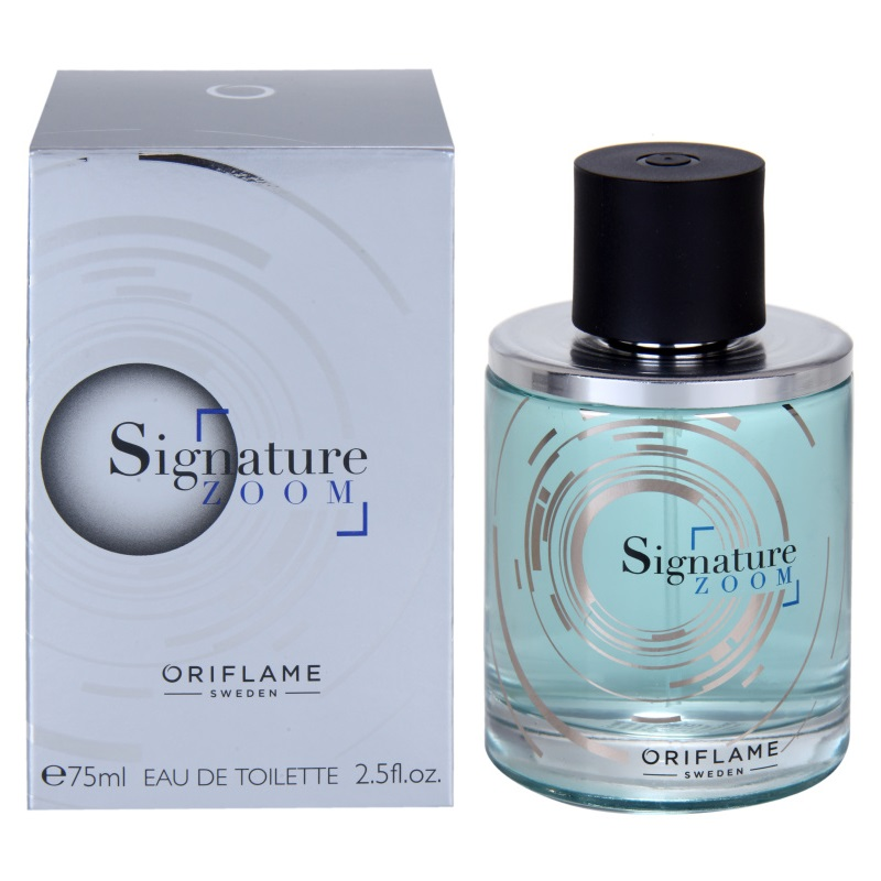 oriflame signature zoom perfume photo and price in nigeria