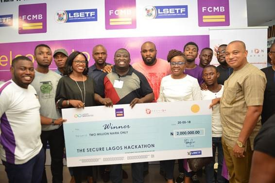 fcmb bank Lagos Hackathon competition in nigeria