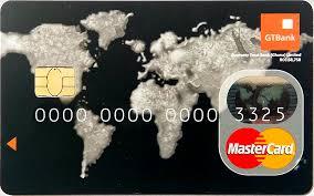 gtbank dollar debit mastercard