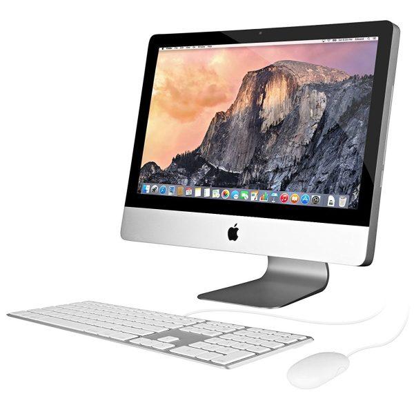 Apple iMac MC309LL/A 21.5-Inch Desktop (Certified Refurbished)
