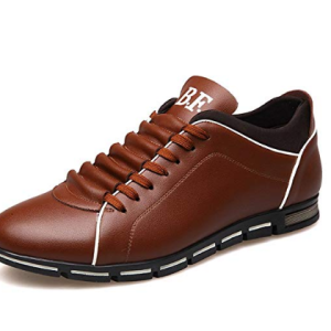 Men's Flat Casual Shoes Lace up Oxford
