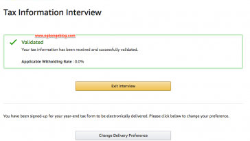 amazon affiliates in nigerian tax information