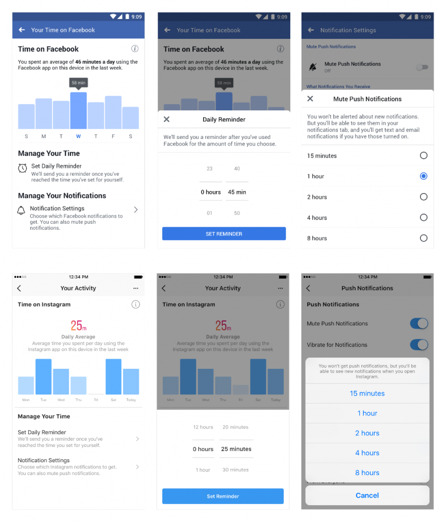 Facebook & Instagram Introduce New Tools check it out