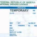 price of nigeria drivers license