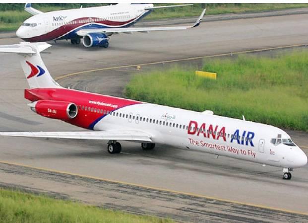 dana air domestic flight booking in nigeria in whatsapp