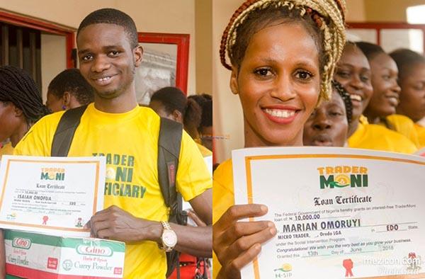 apply for trader moni loan in nigeria