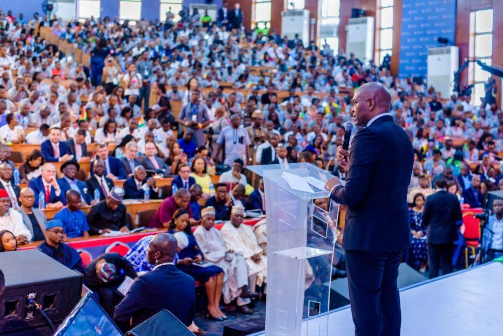 tefconnect tony elumelu p;atform for african entrepreneurs