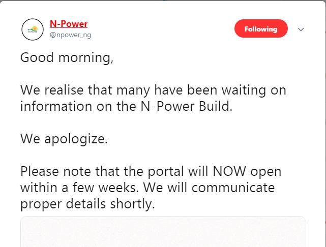npower news updates