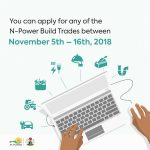 npower build registration 2018