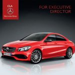 win MERCEDES BENZ CLA from oriflame nigeria