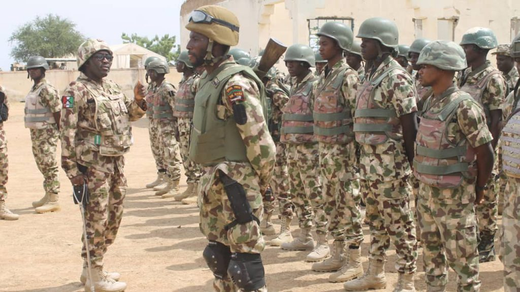 nigerian army recruitment portal jobs vacancies