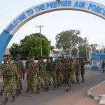 nigerian air force base photo