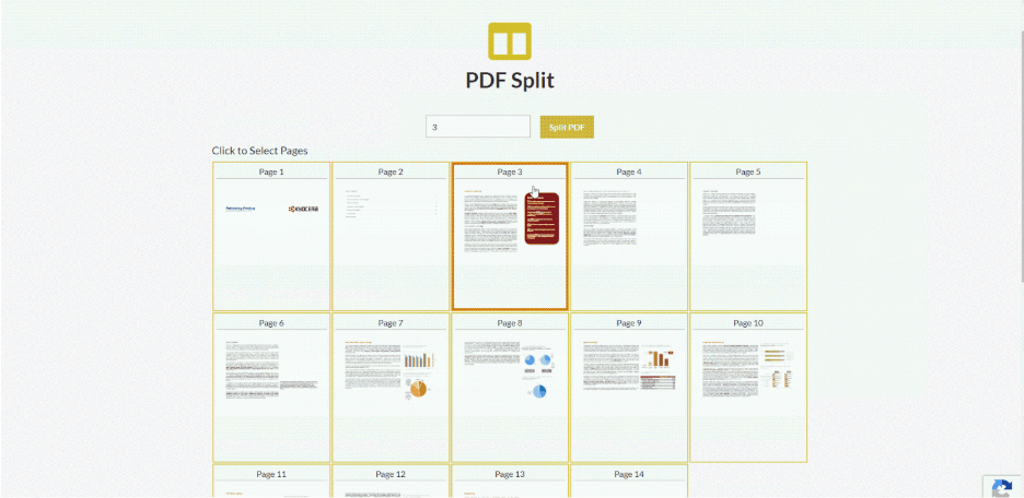 split merge pdf online tool