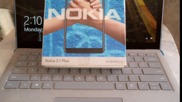 nokia 3.1 plus price in nigeria