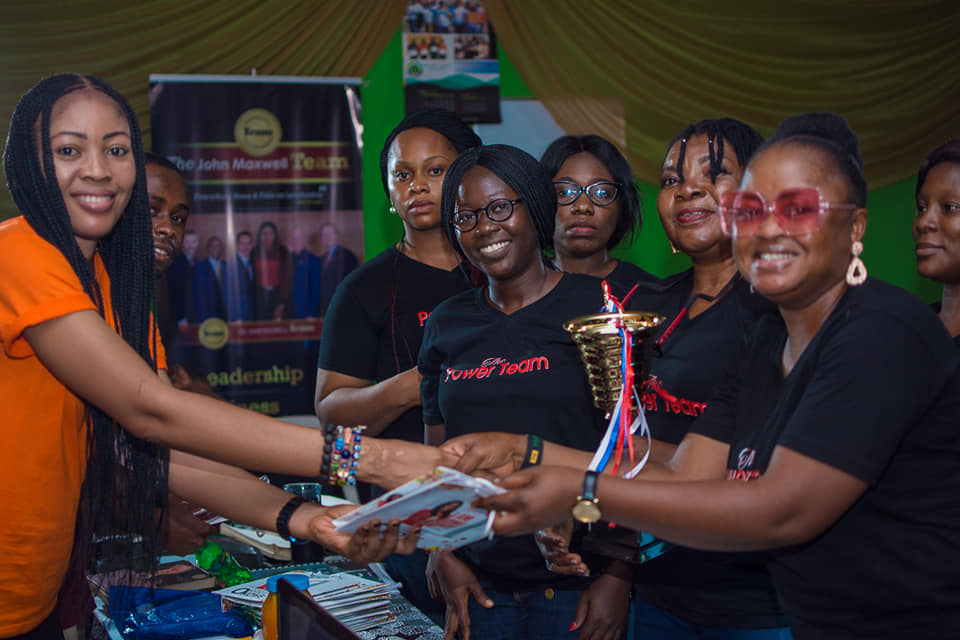 leadership training mindset series abuja nigeria