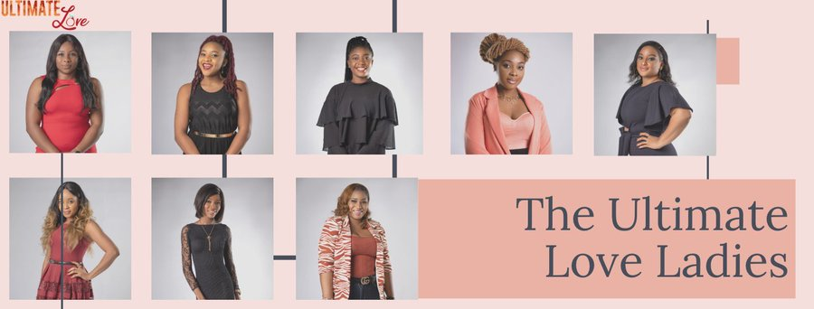 ultimate love tv show housemates female 2020