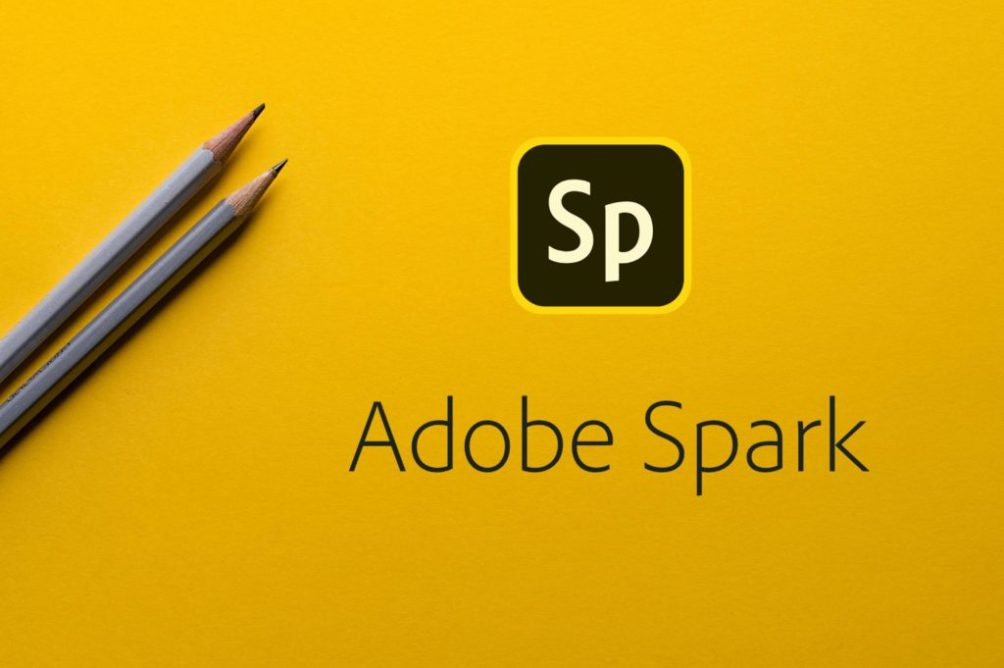 adobe spark apps for video graphics design android ipad iphone