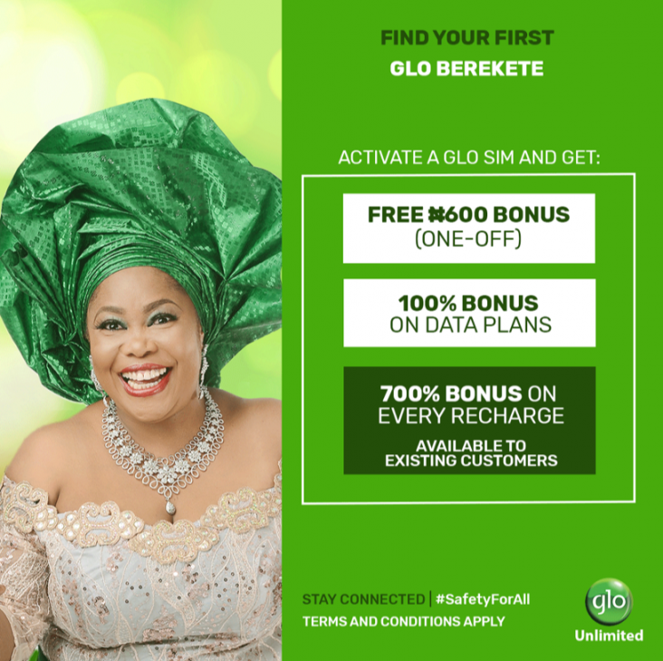 Glo Berekete tariff plan is of more benefits than you may think: how to subscribe, unsubscribe