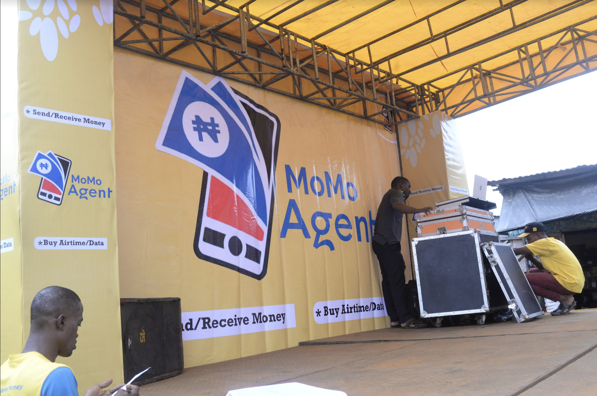 become mtn momo agent in nigeria for mtn mobile money services