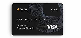 use barter dollar card to create us apple id in nigeria